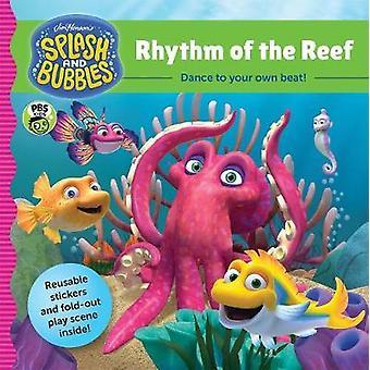 Splash et bulles - rythme du récif avec autocollant jouer scène par Spl