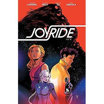 Joyride Vol. 3 by Jackson Lanzing - 9781684151172 Book