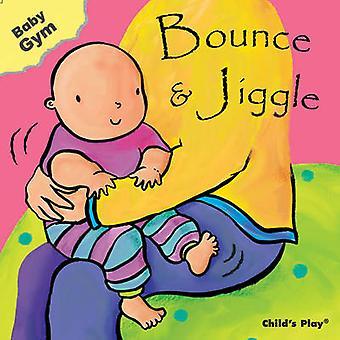 Bounce and Jiggle by Sanja Rescek - 9781846431319 Book