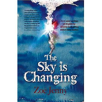The Sky is Changing by Zoe Jenny - 9781906558178 Book
