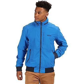 Regatta Mens Maxfield Waterproof Breathable Durable Jacket