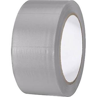 TOOLCRAFT 832450GR-C PVC tape Grey (L x W) 33 m x 50 mm 1 Rolls