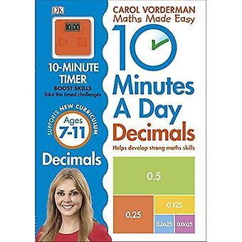 10 Minutes a Day Decimals