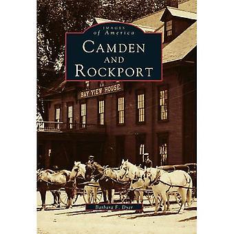 Camden and Rockport (Images of America (Arcadia Publishing))