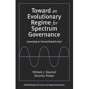 Richting van een evolutionaire Regime voor Spectrum Governance: vergunningen of onbeperkte toegang?