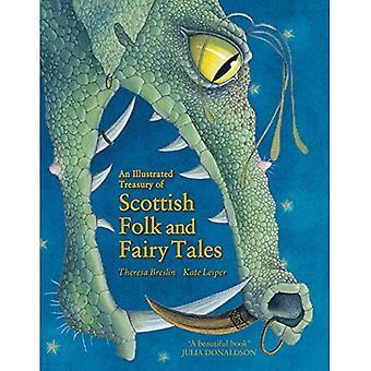 Un trésor illustré de Folk écossais et de contes de fées