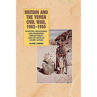 Großbritannien und der Jemen Bürgerkrieg, 1962-1965