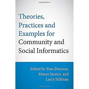 Theories, Practices & Examples for Community & Social Informatics