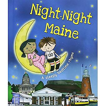 Night-Night Maine [Board book]