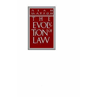 A evolução do direito por Watson & Alan