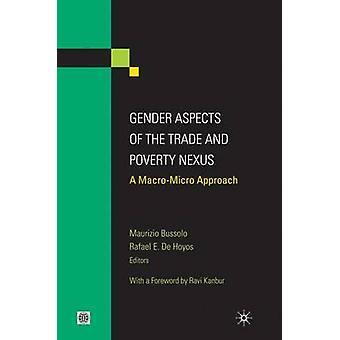 Aspects sexospécifiques de du commerce et de la pauvreté par Bussolo & Maurizio