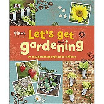 RHS låt oss få trädgårds skötsel