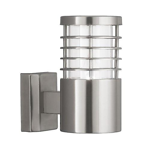 Searchlight 1555SS Modern Outdoor Stainless Steel Exterior Wall Light