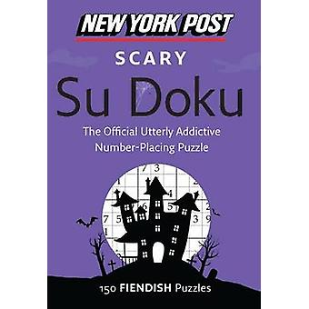 New York Post Scary Su Doku by New York Post - 9780062297150 Book