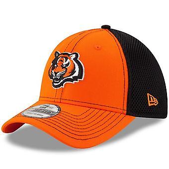 Cincinnati Bengalen NFL New Era 39Thirty team Neo stretch uitgerust Hat