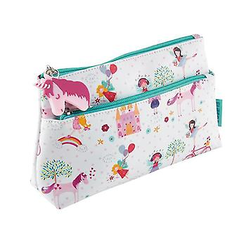 Childrens Unicorn utility washbag