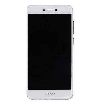 Huawei Honor 8 Lite LCD skærm assembly-hvid | iParts4u