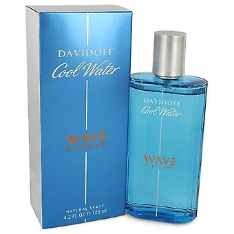 Cool Water Wave Eau De Toilette Spray By Davidoff