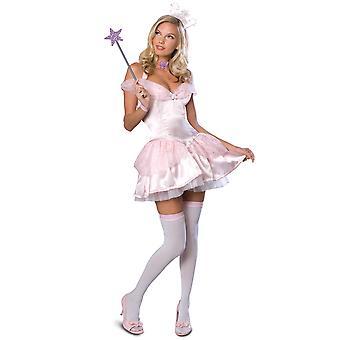 Glinda die gute Hexe des Südens The Wizard Of Oz Sexy Frauen Kostüm