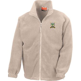 Royal Scots Dragoon Guards - Licensed British Army Embroidered Heavyweight Fleece Jacket