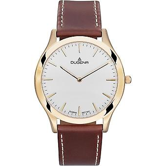 Dugena - Wristwatch - Men - Flatliner - Modern Classic - 4460907