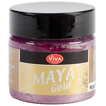 Viva Decor Maya Gold 50Ml Rose Maya 40234