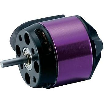 Model aircraft brushless motor Hacker A20-22 L EVO kV (RPM per volt): 924 Turns: 22