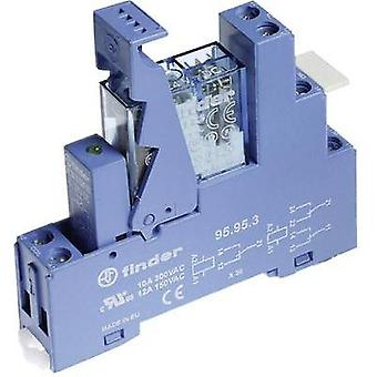 Finder 49.52.8.230.0060 Relay Interface Module 2 changeovers 230 Vac IP20