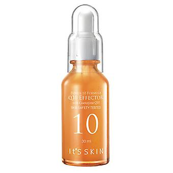 It's Skin  Serum Coenzyme Q10 Q10 Power 10 Formula Effector It´s Skin