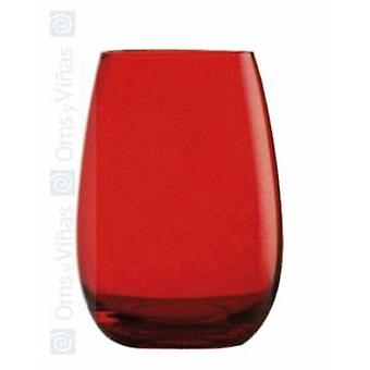 Summa September 6 Andia Red Water Glass 47 Cl