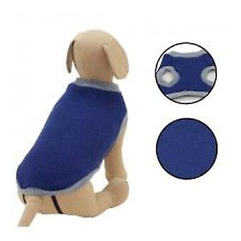 Yagu Smooth Blue Jersey (Dogs , Dog Clothes , Sweaters and hoodies)