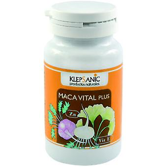 Klepsanic Maca Vital Plus 80 capsules. (Hygiene and health , Sexual health , Suplements)