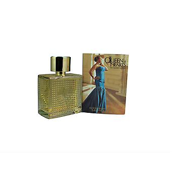 Queen Latifah Regina di cuori donna 3,4 oz EDP Spray