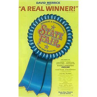 State Fair (Broadway) Movie Poster (11 x 17)