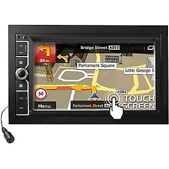 Caliber Audio Technology RMN801BT Sat nav (fitted) Europe Steeri