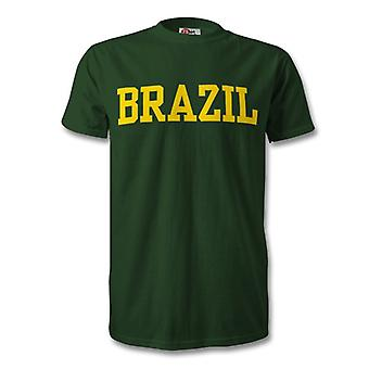 Brazil Country Kids T-Shirt