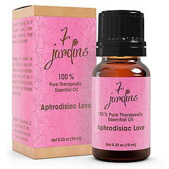 Elskovsmiddel kærlighed æterisk olie Blend - naturlig Libido Booster - 100% ren