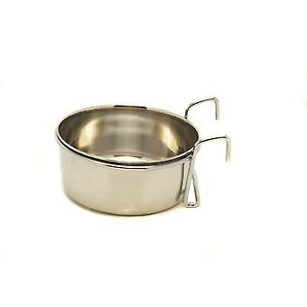 Stainless Steel Hook On Coop Cup 150ml