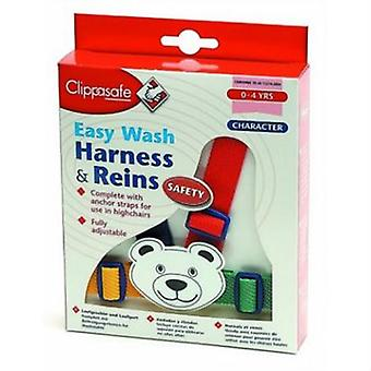 Clippasafe Bear Harness (Home , Babies and Children , Safety , Protections)