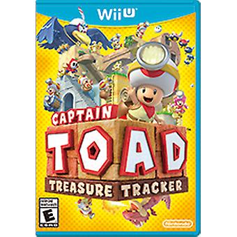 Nintendo Wii U Captain Toad + amiibo (Kitchen Appliances , Electronics)