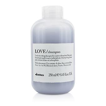Davines Love Lovely Smoothing Shampoo (For Coarse or Frizzy Hair) 250ml/8.45oz