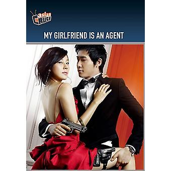 Min kæreste er en Agent [DVD] USA importerer