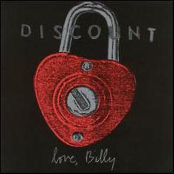 Rabat - kærlighed Billy [CD] USA importerer