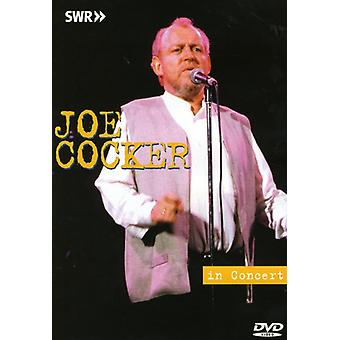 Joe Cocker - i koncert [DVD] USA import