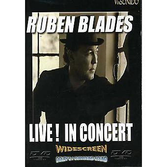 Ruben vinger - Live i koncert [DVD] USA import