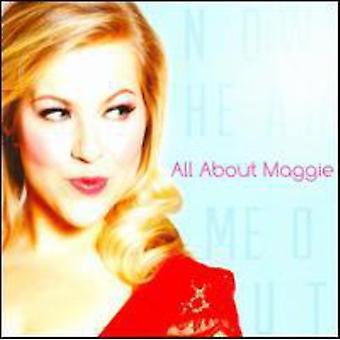 Alt om Maggie - nu høre mig ud [CD] USA import