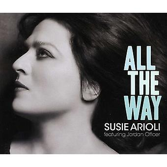 Susie Arioli - alle måde [CD] USA importen