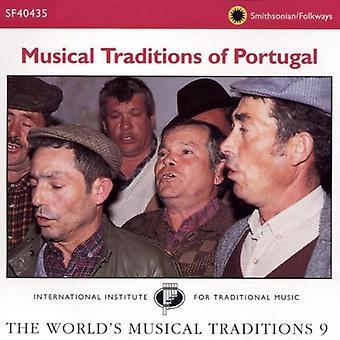 Musikaliska traditioner av Portu - musikaliska traditioner av Portugal [CD] USA import