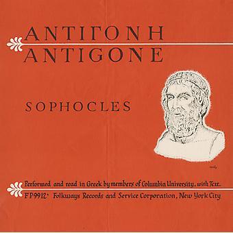 Members of Columbia University - Antigone: Sophocles (in the Original Greek) [CD] USA import