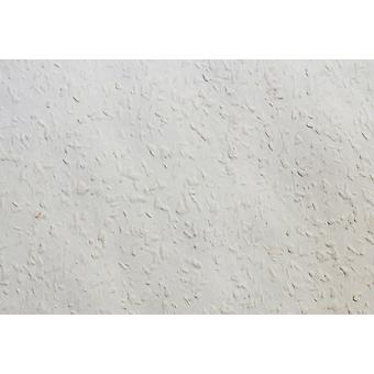Pack of 10 Rolls White Paintable Woodchip Wallpaper Hard Wearing